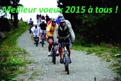 voeux VTT annecy 2015