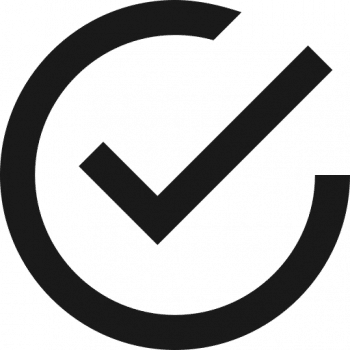 icône check