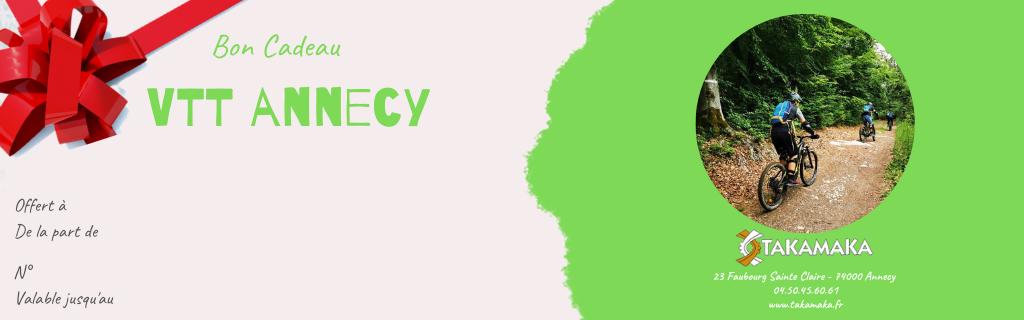 VTT Annecy